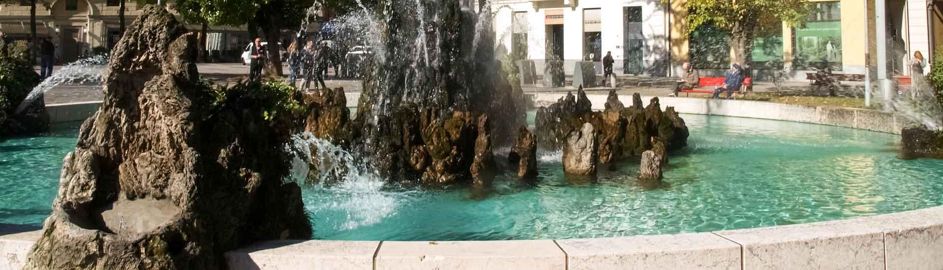 Entreprise de réalisation de fontaine en Suisse